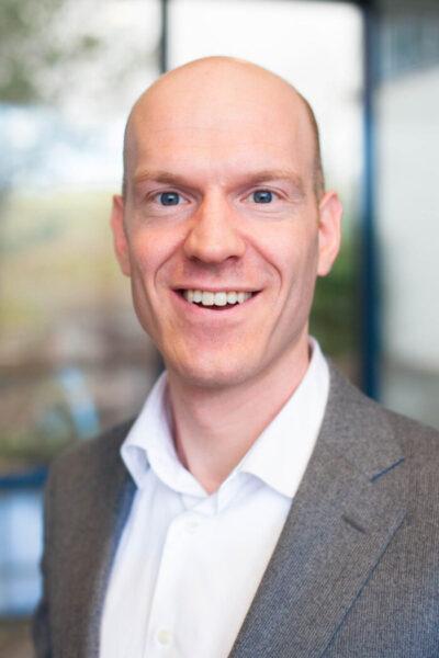 Matthijs Huisman, Director Finance bij UL
